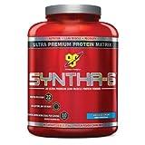 Proteína SYNTHA-6 en polvo BSN, 5.0 libras, sabor  helado de vainilla