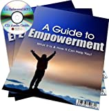 EMPOWERMENT, WHAT IT IS AND HOW IT CAN HELP YOU IN EVERYDAY LIFE AND WORK - AN ENHANCED MP3 CD AUDIO GUIDE