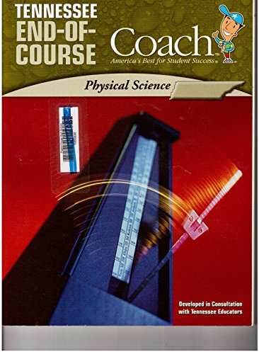 Physical Science (Tennessee End-Of-Course Coach)