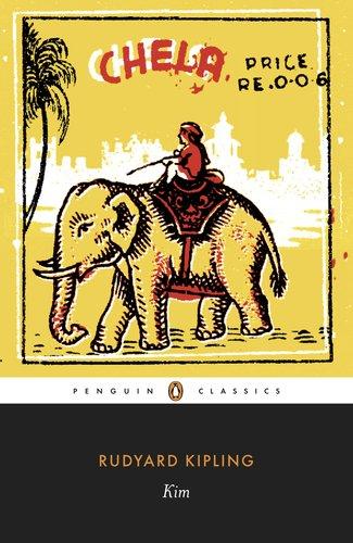 Kim (Penguin Classics), Rudyard Kipling