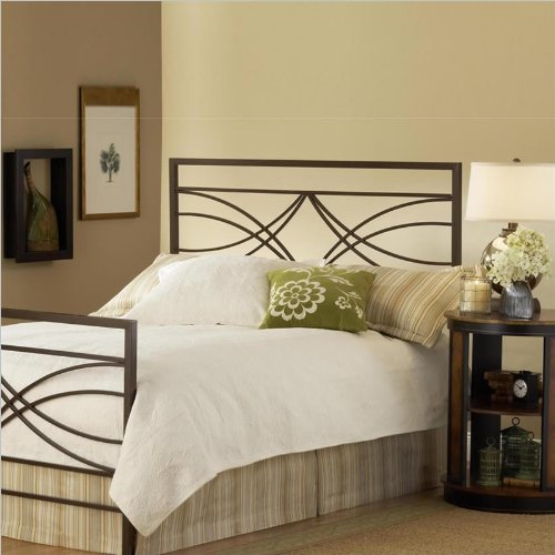 Hillsdale Furniture 1598HKR Dutton Headboard With Rails