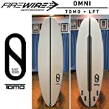 FIREWIRE SURFBOARDS ファイヤーワイヤー サーフボード OMNI オムニ TOMO [LFT] ショートボード ケリースレーター デザイン (OMNI, 5.6)