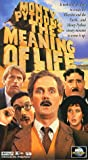 Monty Python's The Meaning Of Life VHS Tape