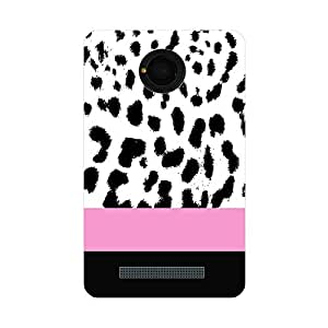 Skintice Designer Back Cover with direct 3D sublimation printing for Yu Younique