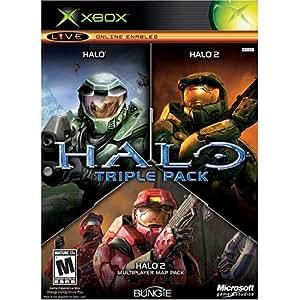 Halo Triple Pack - Xbox