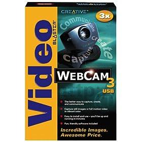 Creative webcam vista plus