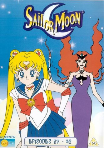 Sailor Moon - Vol. 7 Episodes 37 - 42 [DVD]