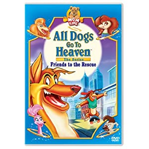 all dogs go to heaven the series download