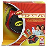 Mattel BJK79 - UNO Explosion, Kartenspiel