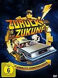 DVD Cover 'Zurück in die Zukunft - Die komplette Zeichentrickserie [5 DVDs]