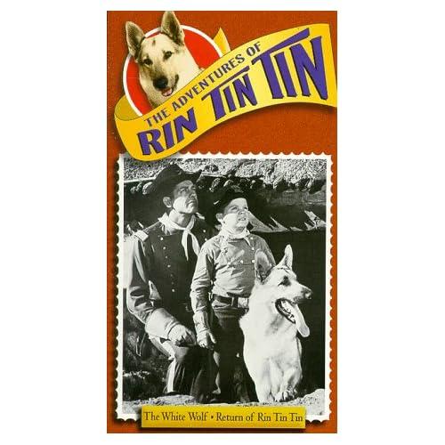 Adventures of Rin Tin Tin: The White Wolf / Return of Rin Tin Tin movie