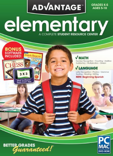 Encore Software Elementary Advantage (Kids Learning Programs compare prices)