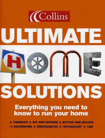 Collins Ultimate Home Solutions: Everything You Need to Know to Run Your Home PDF