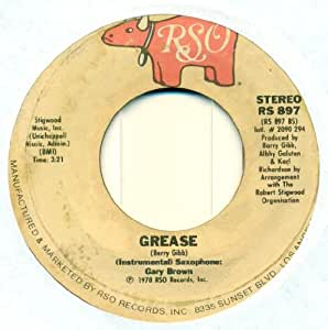 Frankie Valli Gary Brown Grease
