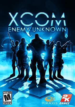 X-COM ENEMY UNKNOWN + Elite Soldier DLC + Slingshot DLC [Online Game Code]