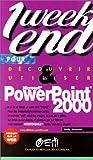 echange, troc Nelly Herschel - Découvrir et utiliser Power Point 2000