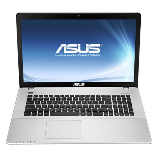 Asus X750JB Notebook, Display 17.3 Pollici LED, Processore Intel i7, RAM 8 GB (4GB*2), HDD 1 TB + 32 GB Web Storage 3 Anni Gratis, Windows 8, Argento