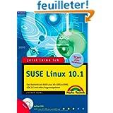 Jetzt lerne ich SUSE Linux 10.1