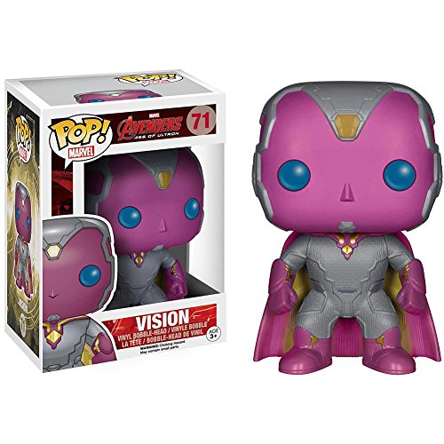 Toy - POP - Vinyl Figure - The Avengers: Age Of Ultron - Vision (Marvel) - 1