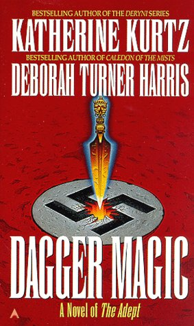 Image for The Adept 4: Dagger Magic