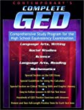 img - for Contemporary's Complete GED: Comprehensive Study Program for the High School Equivalency Examination book / textbook / text book