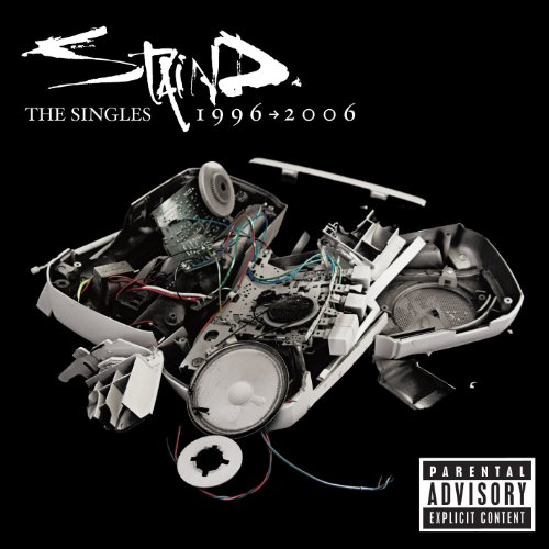 Staind - Warner Music Canada Promotional CD - Zortam Music
