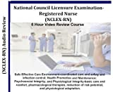 img - for NCLEX-RN Review National Council Licensure Examination-Registered Nurse (NCLEX-RN) Examination; Comprehensive Review for Nclex-Rn 6 Hours, 6 Audio CDs with Bonus 3,000 Question Simulation Software book / textbook / text book