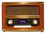 Wolverine RSR100 Retro Table Top Bluetooth Speaker
