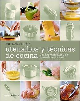 Utensilios y tecnicas de cocina 9788448047948 - Utencillos de cocina ...