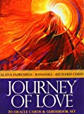 img - for Journey of Love Oracle Cards book / textbook / text book