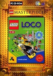 LEGO Loco, 1 CD-ROM Im Schnellzug zum Computerspaß. Für Windows 95/98