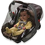 Jolly Jumper Weathershield for Infant Car Seat - Protects Baby From Rain, Sleet, Snow & Wind - Phthalate Free
