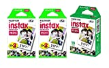 Fuji 96090 Instax Mini Instant Film, 10 Sheet, 5 Piece