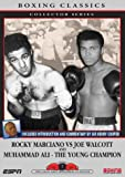 Jersey Joe Walcott Vs Rocky Marciano/Ali The Young Champion [DVD]