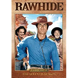 Rawhide: Seventh Season - Volume 1