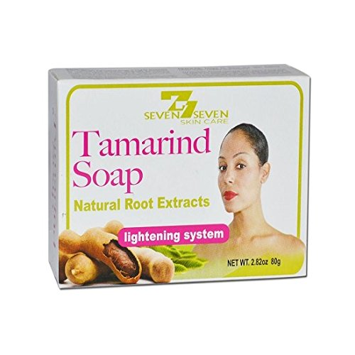 YouLookLight Tamarind Soap Natural Root Extracts for Elbows, Knuckles and Knees Skin Whitening Lightening (Tamarind by Seven)