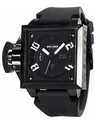 Men's K25 Series Black Dial Black Strap
