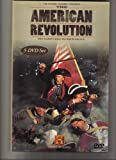 The American Revolution 5 DVD Set (History Channel)