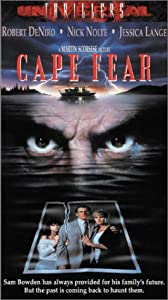 Cape Fear [VHS]