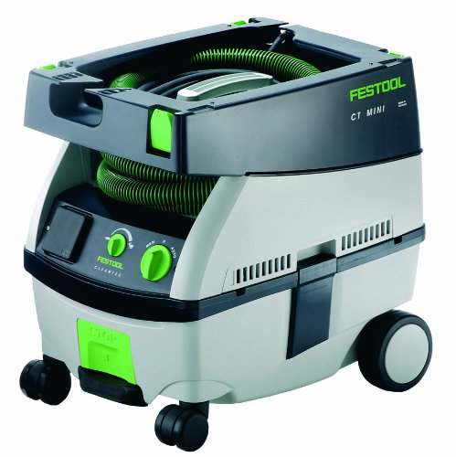 Images for Festool CT Mini 2.6 Gallon Dust Extractor