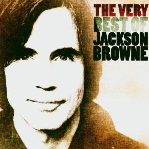 The Very Best of Jackson Browne artwork