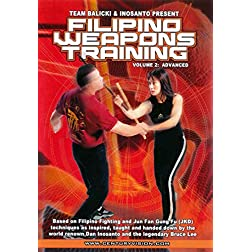 Filipino Weapons: Volume 2 - Advanced Fighting Techniques