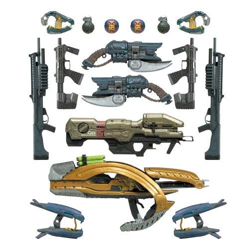 Buy Low Price McFarlane HALO 2009 Wave 2 – Series 5 Equipment Edition Halo Weapons Pack Figure (B001GBG95C)