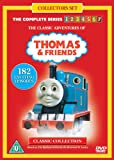 The Classic Adventures of Thomas & Friends: The Complete Series 1-7 [DVD]