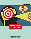 img - for By Jo Ray McCuen-Metherell - From Idea to Essay: 13th (thirteenth) Edition book / textbook / text book