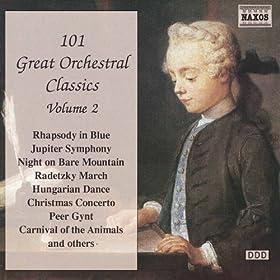 101 Great Orchestral Classics, Vol. 2