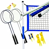 Franklin Sports Recreational 4 Player Badminton Set
