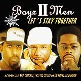 echange, troc Boyz II Men - Let's Stay Together