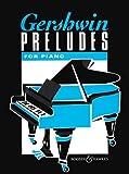echange, troc Gershwin G - Préludes - Piano