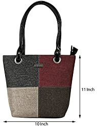 Hand Bags::Zipper Hand Bags::Maroon Shoulder Bags::PU Shoulder Bags::Plain Shoulder Bags::Kacey::Multicolor Shoulder... - B01I6VLLXO